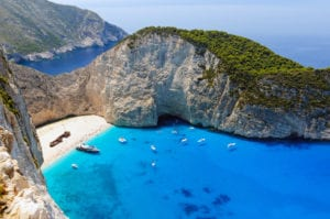 Top   10   Most   Beautiful   Beaches   in Greece (our tips)